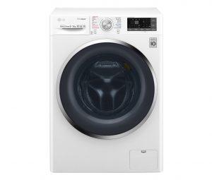 tvättmaskin med inbyggd torktumlare test